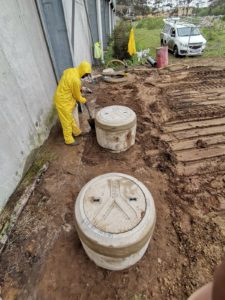 type of septic system